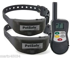 Petsafe Elite Big Dog Remote Trainer Ebay