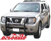 Nissan Pathfinder Grill Guard