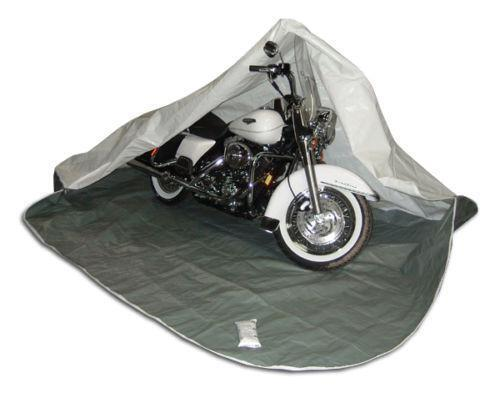Motorcycle Covers Shelter : Motorcycle shelter ebay