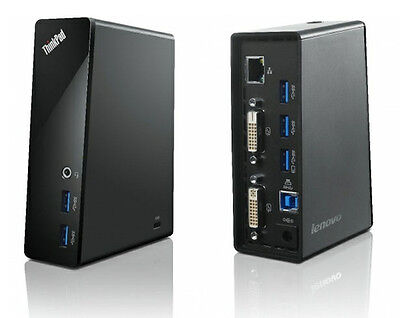Lenovo ThinkPad USB 3.0 Dock (EU) USB 3.0