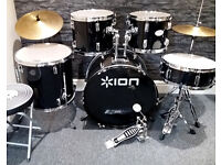 Starter Drum Kit. Excellent Condition