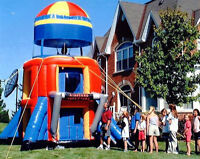 BOUNCER RENTAL FROM $99. Free Hamster ball. ALL OF MANITOBA
