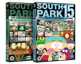 South Park: 2 For £15 (DVD)