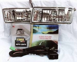HOLDEN RODEO 2003 to 2006 RA MODELS FOG LIGHT KIT - ALL NEW PART Dural Hornsby Area Preview