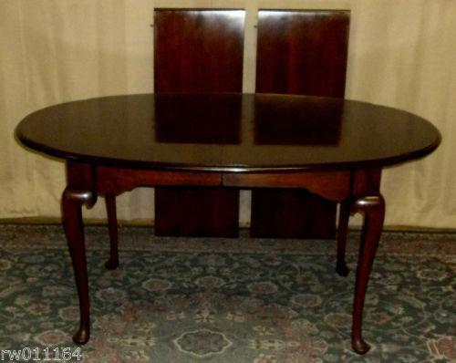 Antique Cherry Dining Table Ebay