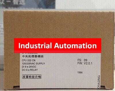 New Siemens S7-200cn Plcs71200 6es7214-1bg40-0xb0
