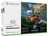 Console Videogames Microsoft Xbox One S 500 Gb + Rocket League
