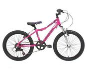 Girls Pink Mountain Bike