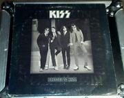 Kiss Dressed to Kill LP