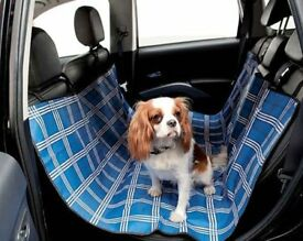 Deluxe Dog Car Seat Cover