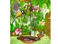 Cast Iron Hanging Bird Bath