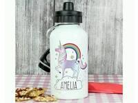Personalised kids flask / bottle