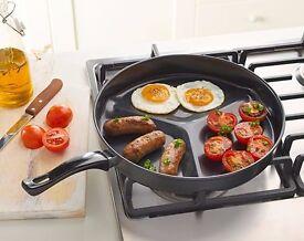 3 Way Divider Pan