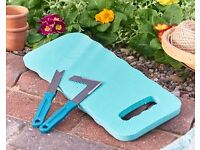 2 garden deweeder with free kneeler