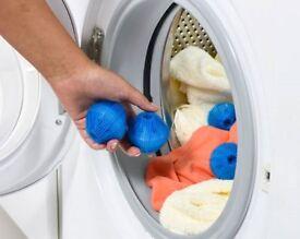 Pack of 6 Lint Grabbing Wash Balls (BRAND NEW)