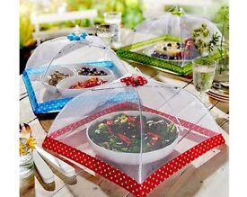 Set of 3 Pop Up Food Covers