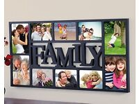 BRAND NEW 10-Piece Photo Frame