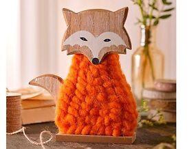 Fox Ornament (NEW)