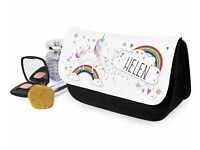 Personalised Unicorn Make-up Bag (NEW)