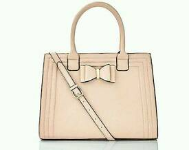 Bow Detail Tote Bag