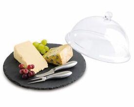 Slate Cheese Dome