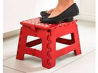 Folding Step Stool Brand New Boxed (online shop)
