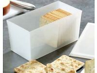 Cracker Keeper Storage Box