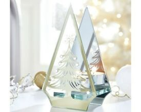 Christmas Tree tealight