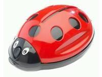 Ladybird crumb collector