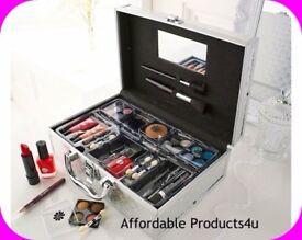 sweetheart vanity makeup case