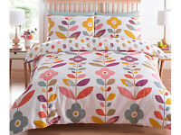 Lulu Multi Duvet Set Single
