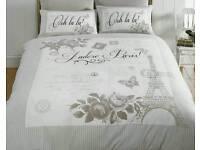 French bedding set
