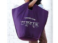 Purple Laundry Bag (NEW)