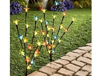 Set of 2 Blossom Lights