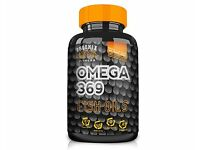 Men's/Women's Unisex PF Omega 369 Fish Oil Capsules (60 Capsules) (NEW)