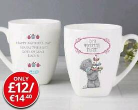 Personalised From Me To You mug