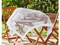 WEIGHTED NET TABLE COVER - NEW - NO OFFERS
