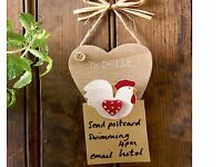 Chicken To Do List and Kitchen Rules Plaque New to order