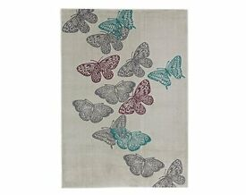 Butterfly Rug (LARGE) (120X170cm)