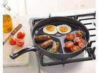 New to order 3 Way Divider Pan popular item .