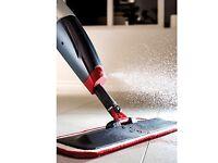 2-in1 spray mop