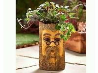 Trunk design garden planter