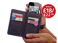 New Leather Phone Wallet