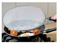 Frying Pan Splatter Guard - BRAND NEW