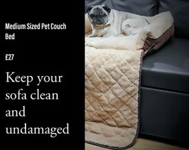 Medium Sized Pet Sofa Bed