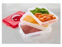 Brand new Triple Fridge Storage very popular item and selling fast.