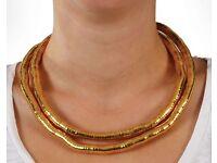 Gold Multi-Wear Ladies/Women's Jewellery (NEW)