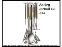 Barley 5-piece Utensil set
