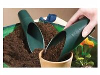 Garden Scoops perfect for potting plants