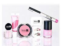 perfectly pink make up kit